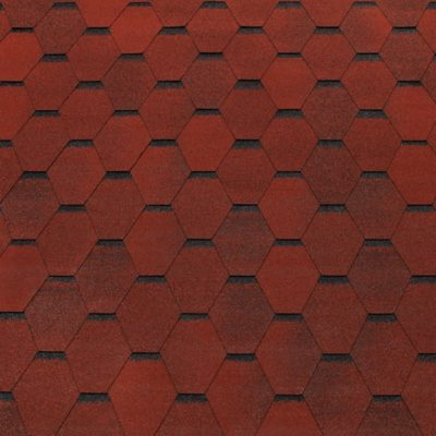 tegola gibkaya cherepica top shingle smalto krasny 400x400 - Гибкая черепица Tegola серия Смальто – Красный