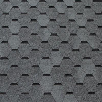 tegola gibkaya cherepica top shingle smalto sery 400x400 - Гибкая черепица Tegola серия Смальто – Серый