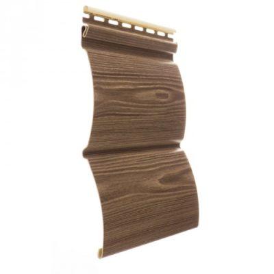 vinilovy siding docke wood slide kedr 1 400x400 - Виниловый сайдинг Docke, профиль Wood Slide – Кедр