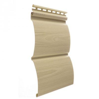 vinilovy siding docke wood slide klen 1 400x400 - Виниловый сайдинг Docke, профиль Wood Slide – Клен