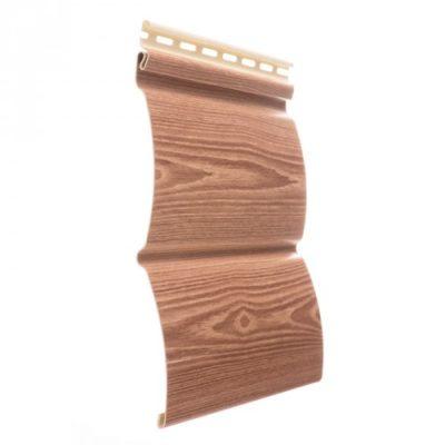 vinilovy siding docke wood slide ryabina 1 400x400 - Виниловый сайдинг Docke, профиль Wood Slide – Рябина
