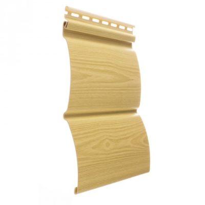 vinilovy siding docke wood slide yablonya 1 400x400 - Виниловый сайдинг Docke, профиль Wood Slide – Яблоня