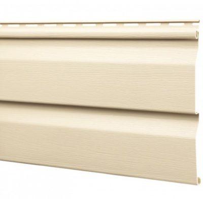 "vinilovy siding mitten origon pride ivory 400x400 - Виниловый сайдинг Mitten ""Oregon Pride"" – Ivory"