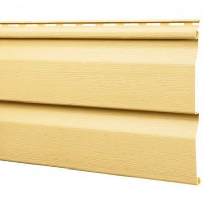 """vinilovy siding mitten origon pride saffron 400x400 - Виниловый сайдинг Mitten """"Oregon Pride"""" – Saffron"""