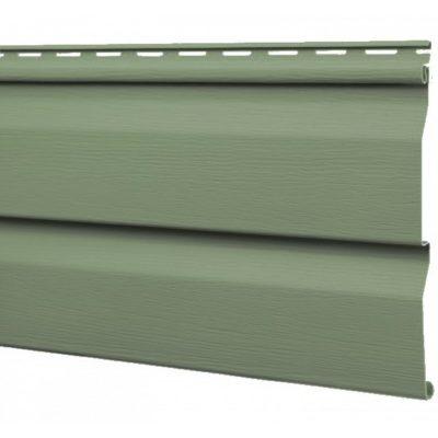 """vinilovy siding mitten sentry grenadier green 400x400 - Виниловый сайдинг Mitten """"Sentry"""" – Grenader Green"""