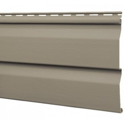 "vinilovy siding mitten sentry khaki brown 400x400 - Виниловый сайдинг Mitten ""Sentry"" – Khaki Brown"