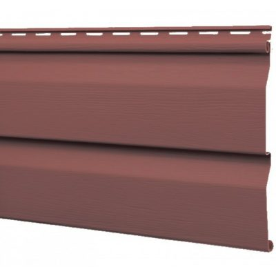 "vinilovy siding mitten sentry richmond red 400x400 - Виниловый сайдинг Mitten ""Sentry"" – Richmond Red"