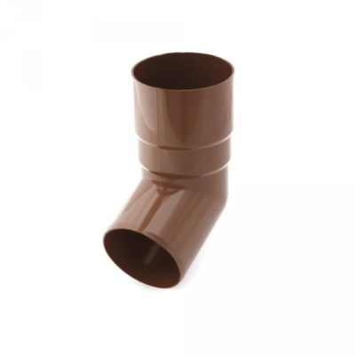 vodostok bryza pvh koleno 150 400x400 - Водосток Bryza, система Макси 150х110 – колено