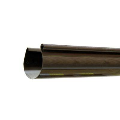 vodostok gamrat pvh jelob 125 400x400 - Водосток ПВХ Gamrat 125х90 – Желоб водосточный 3 метра