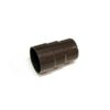 vodostok gamrat pvh soedinitel truby 125x110 100x100 - Водосток ПВХ Docke-R - Хомут универсальный