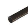 vodostok gamrat pvh truba2m 110mm 125 100x100 - Водосток Альта-Профиль ПВХ – Решетка металлическая (коричневый, белый)