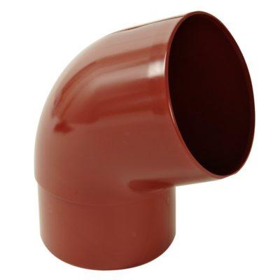 vodostok nicoll lg25 otvod 67gr 400x400 - Водосток Nicoll, система LG25 – Отвод 67°