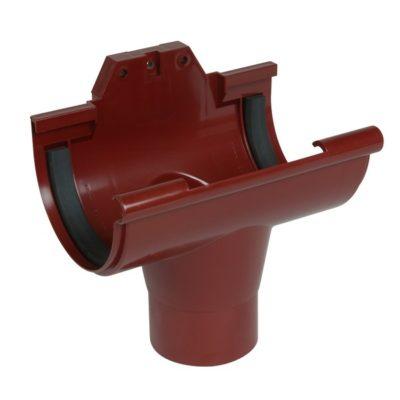 vodostok nicoll lg25 voronka na rezinovyh uplotnitelyah 400x400 - Водосток Nicoll, система LG25 – Воронка на резиновых уплотнителях