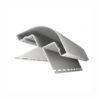 ya fasad planka radiusnaya 100x100 - Технониколь Hauberk - Металлический уголок внутренний ( под цвет плитки )