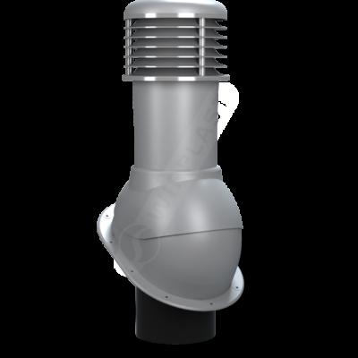 K52 1 seria2 400x400 - K52 Вентиляционный выход NORMAL неутепленный Ø150 мм RAL 7046
