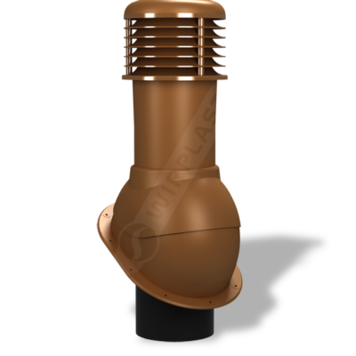 K52 9 seria2 400x400 - K52 Вентиляционный выход NORMAL неутепленный Ø150 мм RAL 8003