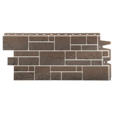 doke r shwarzburg zemliynoy 1 400x400 - Фасадная панель Docke Burg (Натуральный камень) – Erdburg Земляной