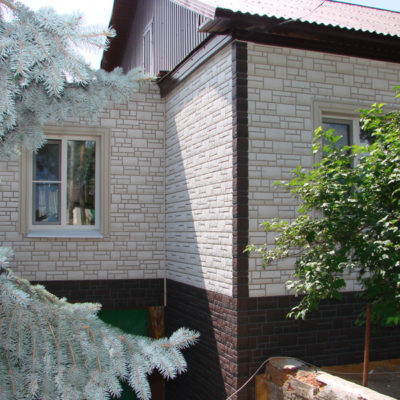 doke r shwarzburg zemliynoy dom 400x400 - Фасадная панель Docke Burg (Натуральный камень) – Erdburg Земляной