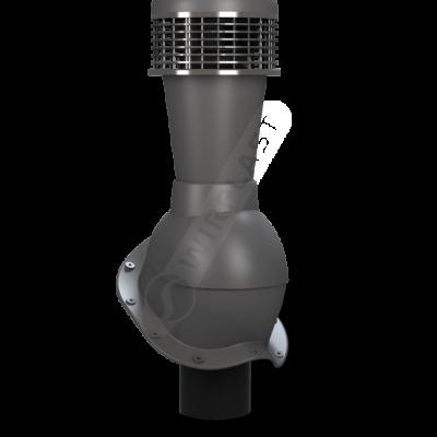 K50 3 seria2 400x400 - K50 Вентиляционный выход PERFEKTA с вентилятором Ø110 мм RAL 7024