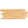tsokolbnij sayding fasadnye paneli docke stern rodos 100x100 - Сайдинг Vinyl-On D4.5 Dutchlap -  Белый RAL 9003