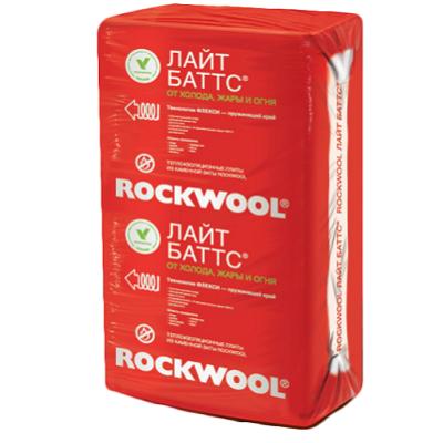 33 7 1 400x400 - Базальтовая вата Rockwool Лайт Баттс 1000х600х100 мм 5 штук в упаковке