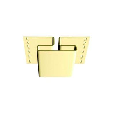 H prof limon 400x400 - H-профиль Docke PREMIUM Лимон