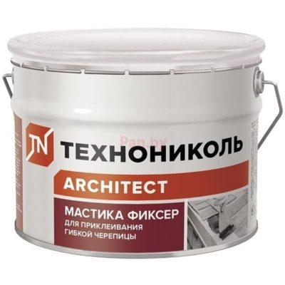 bitumnaya mastika shinglas banka 400x400 - Битумная мастика №23 Фиксер 12кг