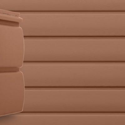 Блок-хаус (имитация сруба из бруса)