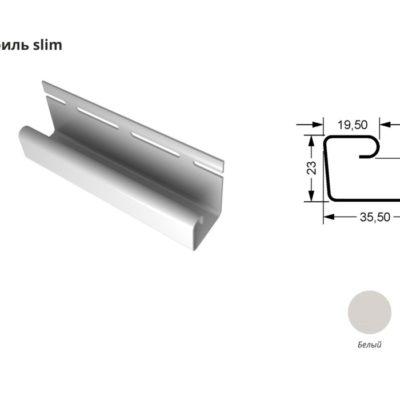 grand line j profil slim 400x400 - J-Профиль слим Grand Line
