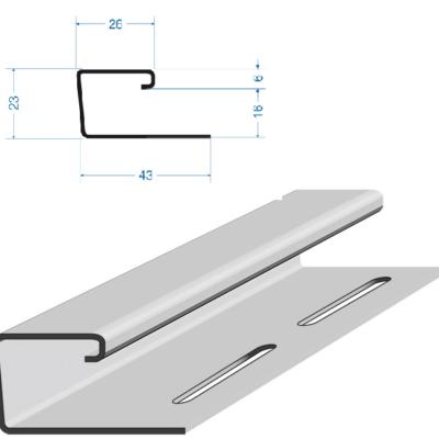 j profil docke plombir. 400x400 - J-профиль Docke PREMIUM Ирис, 3м