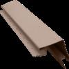 naruzhnyj ugol logistik vinyl on sandalovoe derevo 100x100 - Наружный угол Logistik Vinyl-On - Атласный серый