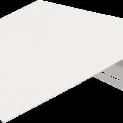okolookonnyj profil vinyl on 3660 mm belyj 400x400 - Околооконный профиль Vinyl-On 3660 мм-Белый