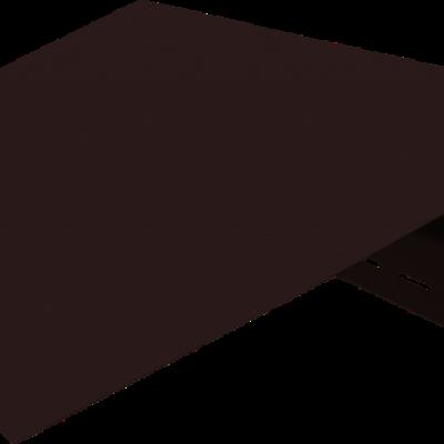 okolookonnyj profil vinyl on 3660 mm kofe 400x400 - Околооконный профиль Vinyl-On 3660 мм-Кофе
