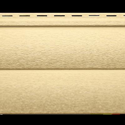 "panel sajding d4 5 blockhouse vanil 1 400x400 - Сайдинг D4,5"" Blockhouse-Ваниль"