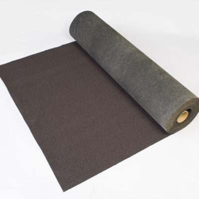 sh dark brown 2 400x400 - Ендовный ковер SHINGLAS Темно-коричневый, рулон 10х1м