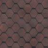 shinglas klassik kardil granat 100x100 - Гибкая черепица Tegola серия Классик – Зелёный