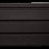 sofit t4 sploshnoj vinyl on venge 100x100 - Софит Т4 с центральной перфорацией Vinyl-On-Венге