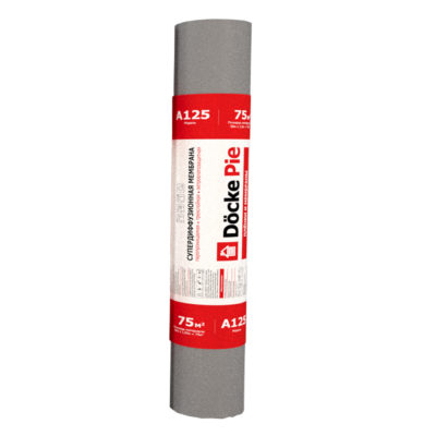 superdiffuzionnaya krovelnaya membrana a 125 400x400 - Супердиффузионная кровельная мембрана A 125