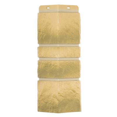 ugol tsokolbnogo saydinga burg docke olivkovij 400x400 - Угол наружный Docke коллекция Burg (Тесаный камень) оливковый