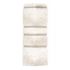 ugol tsokolbnogo saydinga burg docke platinovij 100x100 - Угол наружный Docke коллекция Burg (Тесаный камень) пшеничный