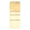 ugol tsokolbnogo saydinga burg docke pshenichnij 100x100 - Угол наружный Docke коллекция Burg (Тесаный камень) тёмный