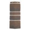 ugol tsokolbnogo saydinga burg docke zemlianoj 100x100 - Угол наружный Docke коллекция Burg (Тесаный камень) тёмный