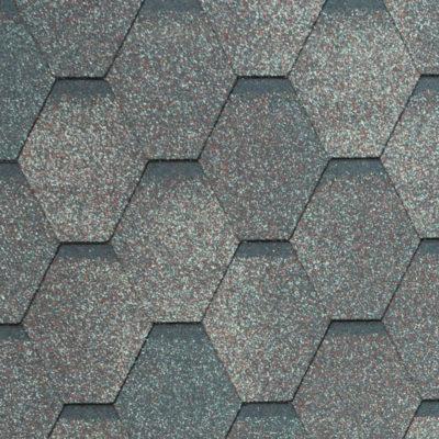 2 WEST dark schiefer 400x400 - Гибкая черепица Tegola Nobil Tile Вест - Тёмно-серый