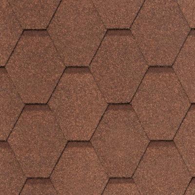 2 WEST light brown 400x400 - Гибкая черепица Tegola Nobil Tile Вест - Светло-коричневый