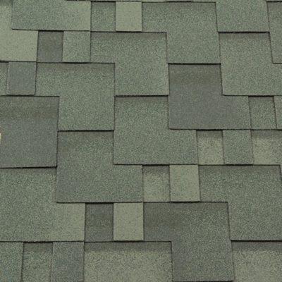 gibkaya cherepitsa roofshield klassik modern nezhno zelenyj 400x400 - Гибкая черепица Roofshield  Классик Модерн - Нежно - зеленый