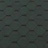 gibkaya cherepitsa roofshield klassik standart zelenyj antik 100x100 - Гибкая черепица Roofshield  Премиум Стандарт - Медный