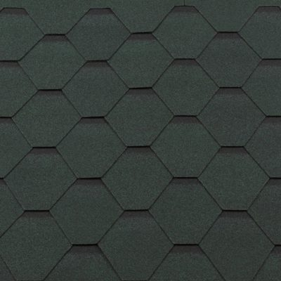 gibkaya cherepitsa roofshield klassik standart zelenyj antik 400x400 - Гибкая черепица Roofshield  Классик Стандарт - Зеленый Антик