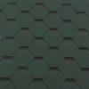 gibkaya cherepitsa roofshield klassik standart zelenyj s otteneniem 100x100 - Гибкая черепица Roofshield  Классик Стандарт - Зеленый Антик
