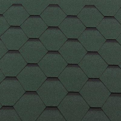 gibkaya cherepitsa roofshield klassik standart zelenyj s otteneniem 400x400 - Гибкая черепица Roofshield  Классик Стандарт - Зеленый с оттенением