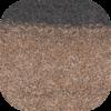 konek katepal rocky dyuna 100x100 - Коньково-карнизная черепица Katepal Top Ridge 6 м.п. - Коричневый